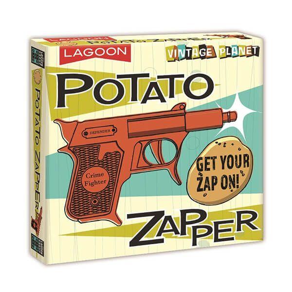 Vintage Planet Potato Zapper