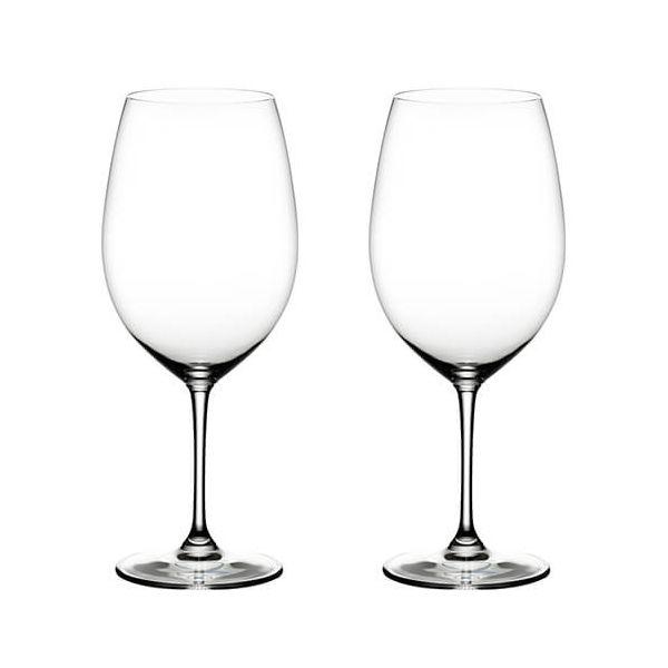 Riedel Vinum Cabernet Sauvignon / Merlot Wine Glass Twin Pack