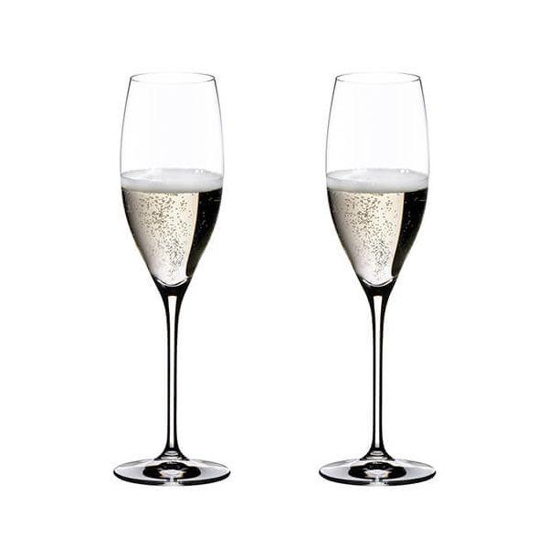 Riedel Vinum Cuvee Prestige Wine Glass Twin Pack
