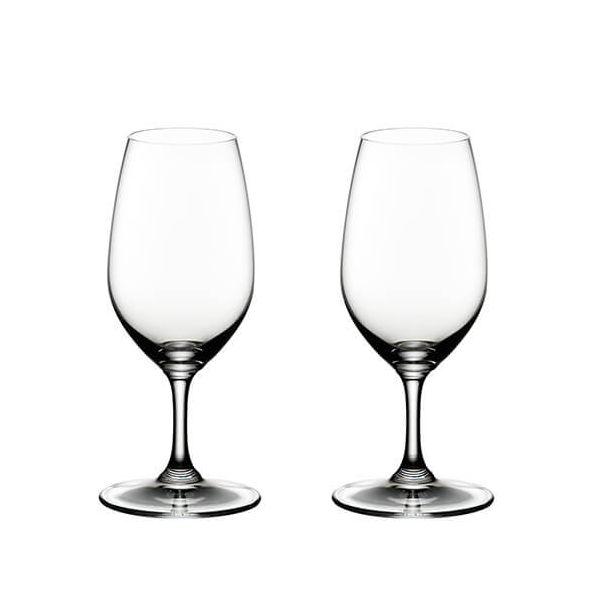 Riedel Vinum Port Glass Twin Pack