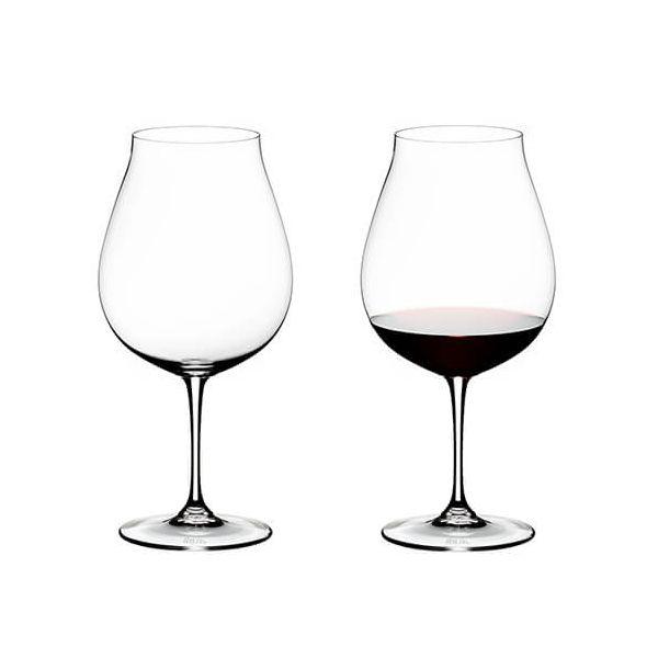 Riedel Vinum New World Pinot Noir Set Of 2 Glasses