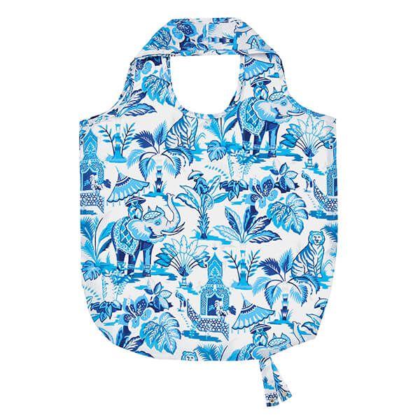 Ulster Weavers India Blue Packable Bag