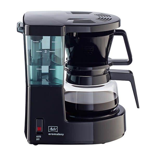 Melitta Aromaboy Black Filter Coffee Machine 1015-02