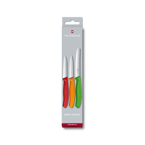 Victorinox Swiss Classic Mixed Knife Three Pack