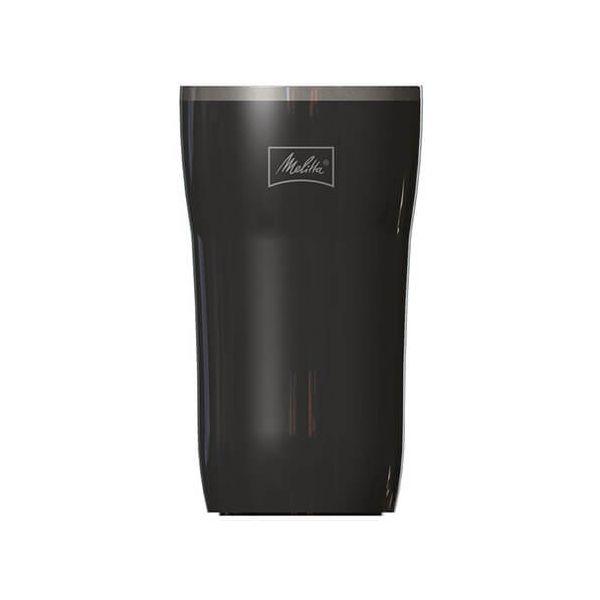 Melitta 250ml Black Therm Mug