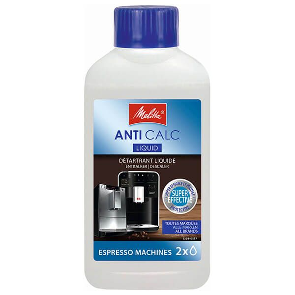 Melitta Anti Calc Espresso Machine Descaling Liquid