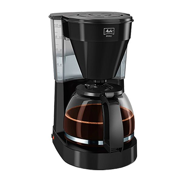Melitta Easy II 1023-02 Black Filter Coffee Machine