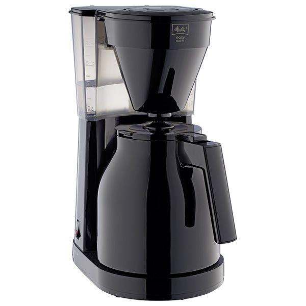 Melitta Easy Therm II 1023-06 Black Filter Coffee Machine