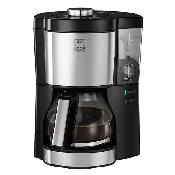 Melitta Look V Perfection Black Filter Coffee Machine 1025-06