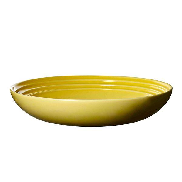 Le Creuset Soleil Stoneware 22cm Pasta Bowl
