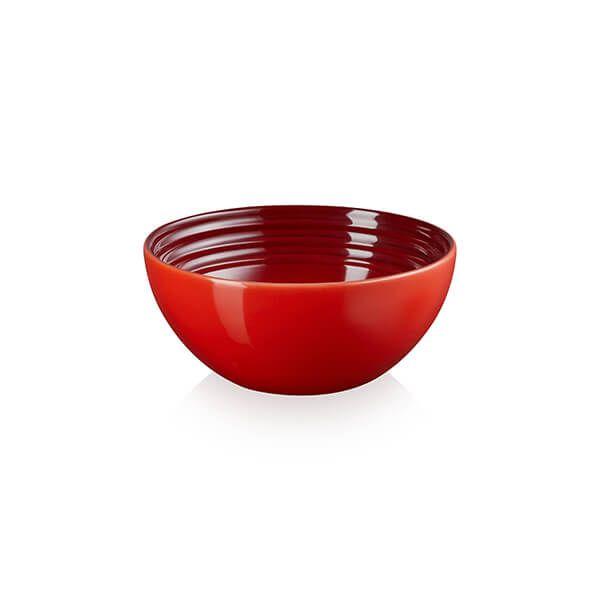 Le Creuset Cerise Stoneware 12cm Snack Bowl