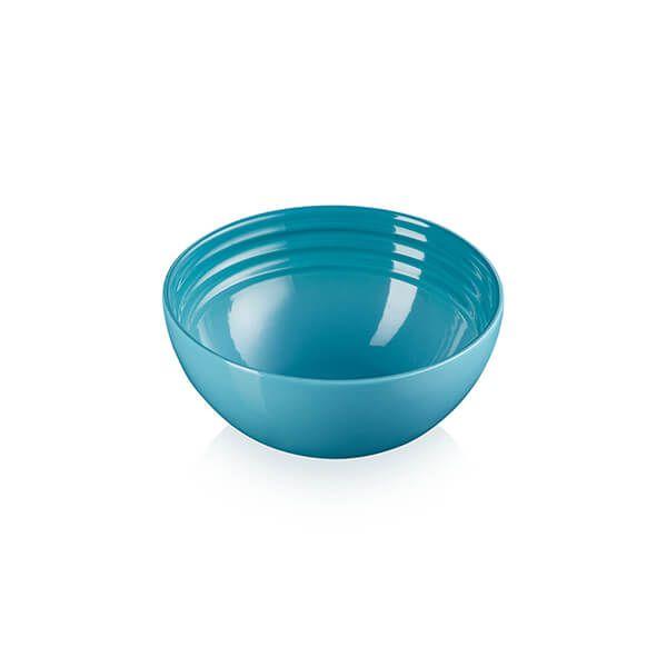 Le Creuset Teal Stoneware 12cm Snack Bowl