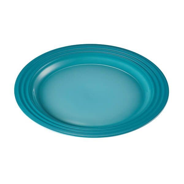 Le Creuset Teal Stoneware 22cm Side Plate