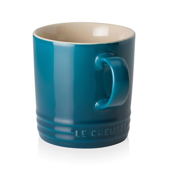 Le Creuset Deep Teal Stoneware Mug