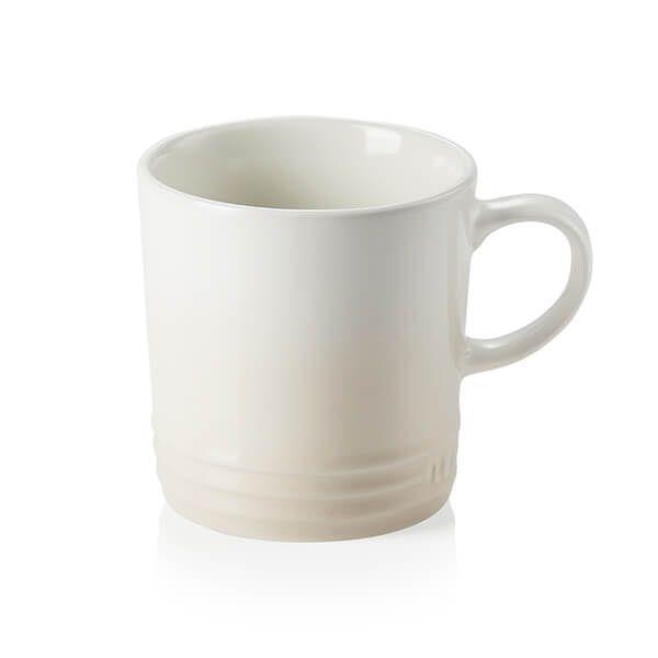 Le Creuset Meringue Stoneware Mug