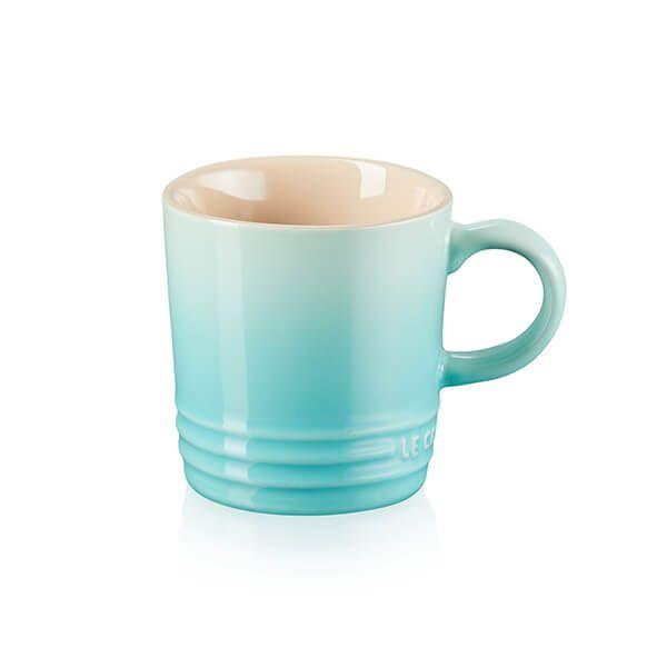 Le Creuset Cool Mint Stoneware Espresso Mug