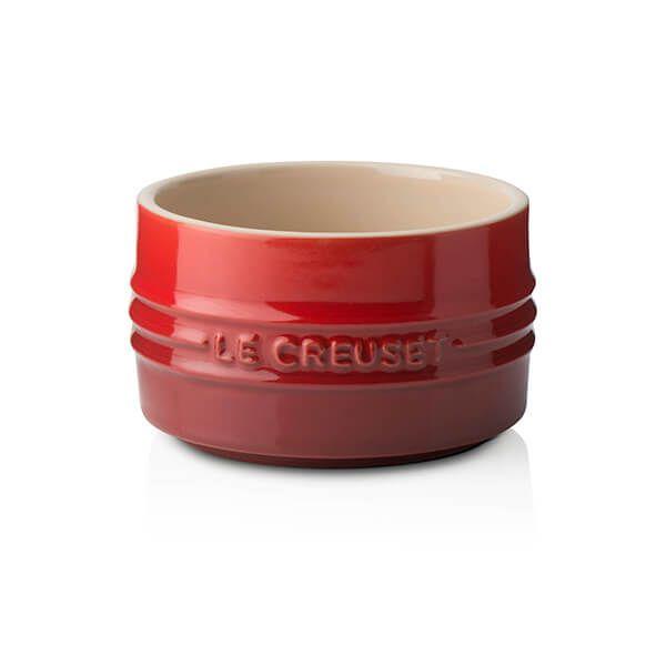 Le Creuset Cerise Stoneware Stackable Ramekin