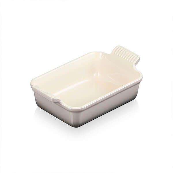 Le Creuset Flint Stoneware Small 19cm Heritage Rectangular Dish