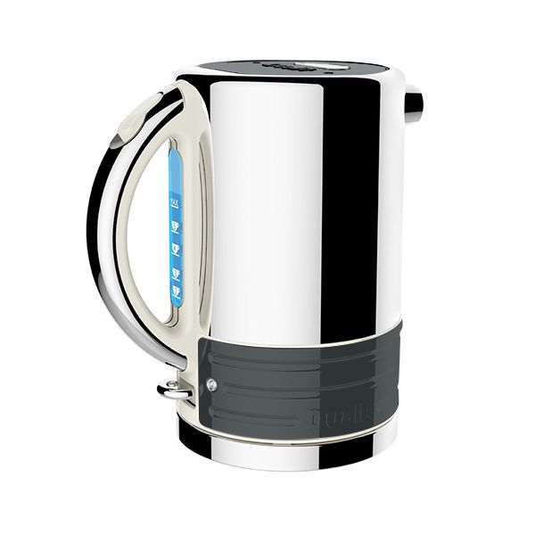 Dualit Architect Canvas and Metallic Charcoal Kettle