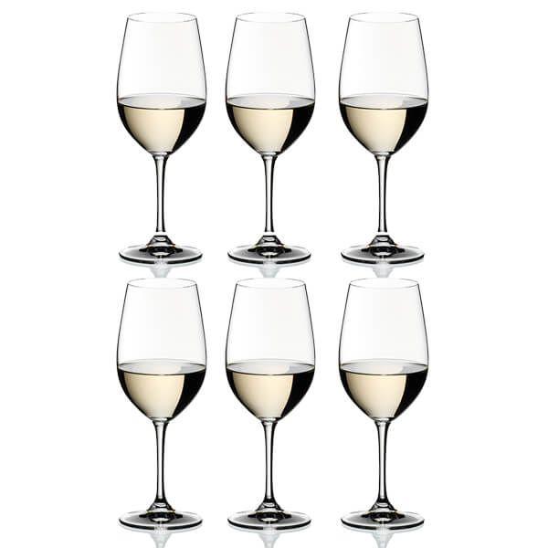 Riedel Vinum Riesling Wine Glasses Set Of 6