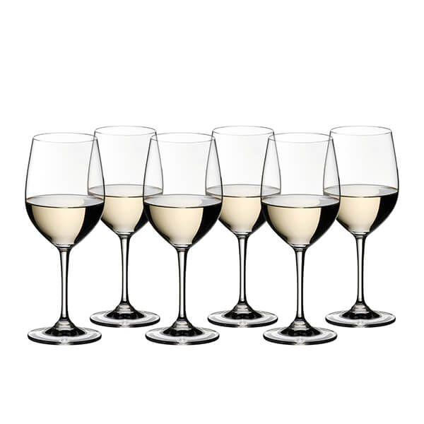 Riedel Vinum 265 Year Anniversary Viognier / Chardonnay Wine Glass Set Of 6