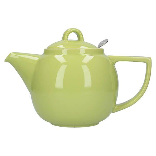 London Pottery Geo Filter 4 Cup Teapot Pistachio