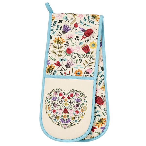Ulster Weavers Melody Double Oven Glove