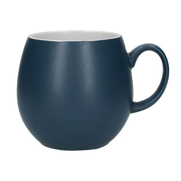 London Pottery Pebble Mug Matt Slate