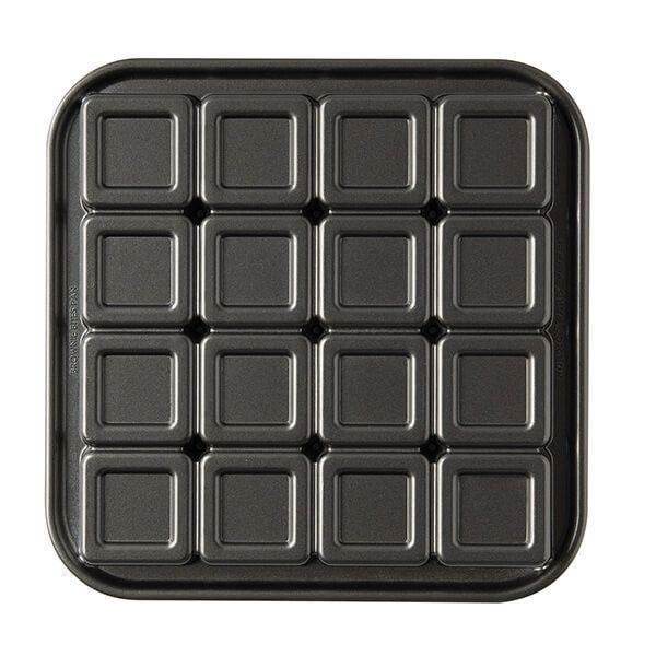 Nordic Ware Graphite Brownie Bites Pan