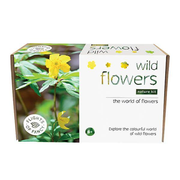 Flights Of Fancy Nature Kit - Wild Flowers