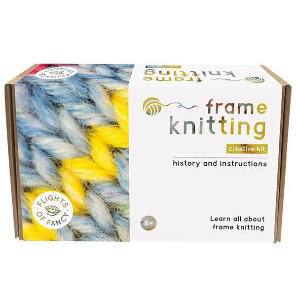 Flights Of Fancy Frame Knitting Creative Kit