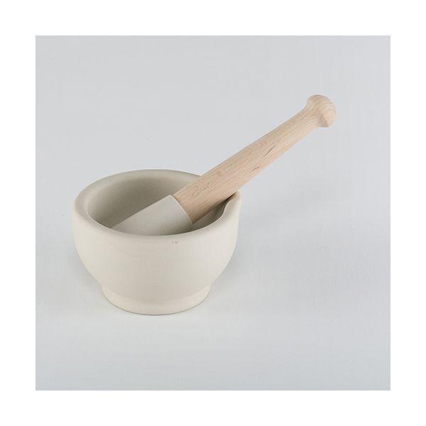 """Wade Ceramics 4"""" Pestle & Mortar"""