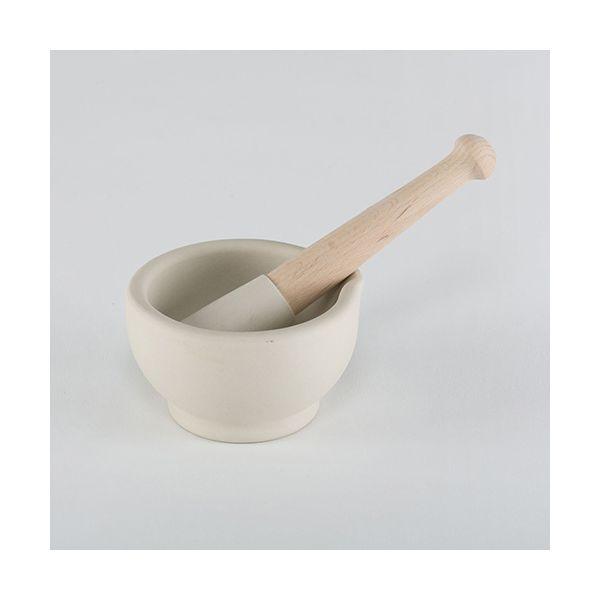 """Wade Ceramics 4.5"""" Pestle & Mortar"""