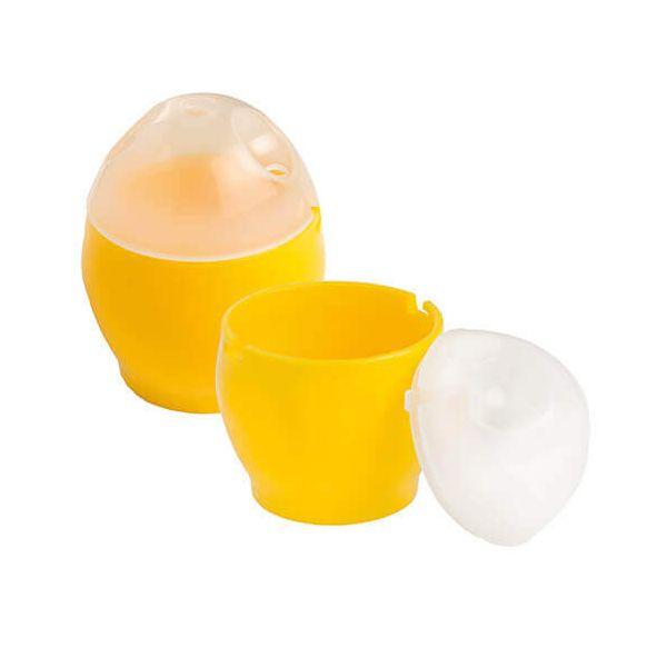 Eddingtons Set Of 2 Microwave Egg Poachers