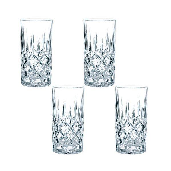 Nachtmann Noblesse Long Drink Glass Set Of 4
