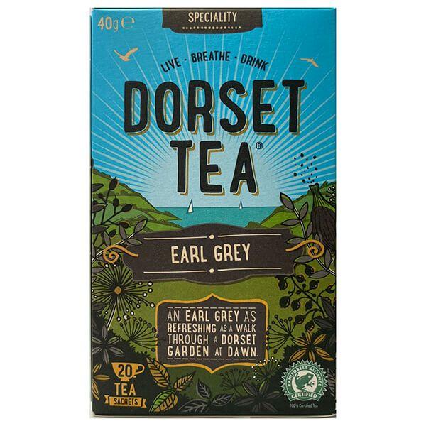 Dorset Tea Earl Grey 20 Tea Bags