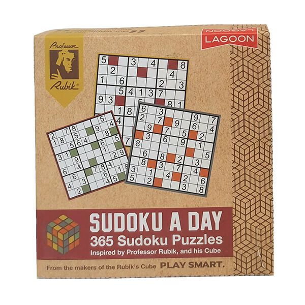 Rubik Sudoku A Day Deskblock