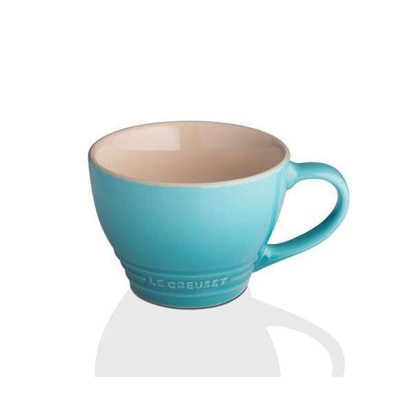 Le Creuset Teal Stoneware Grand Mug