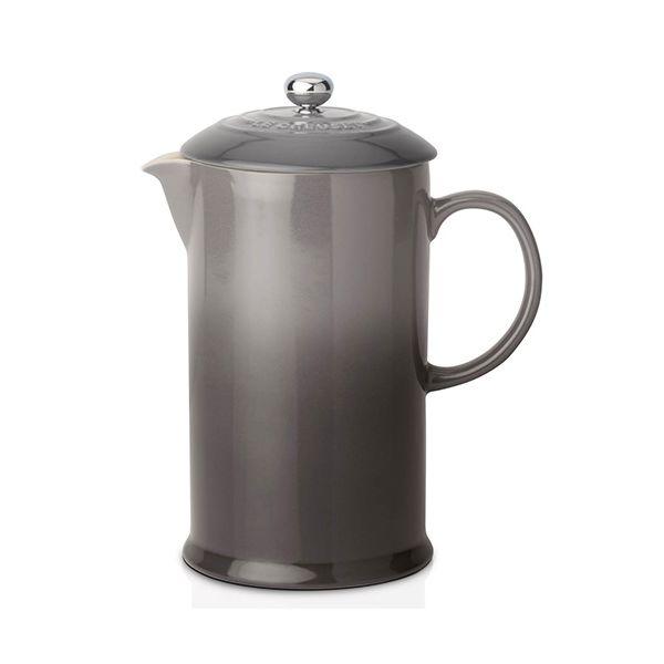 Le Creuset Flint Stoneware Coffee Pot & Press