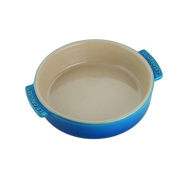 Le Creuset Marseille Blue Stoneware 14cm Tapas Dish