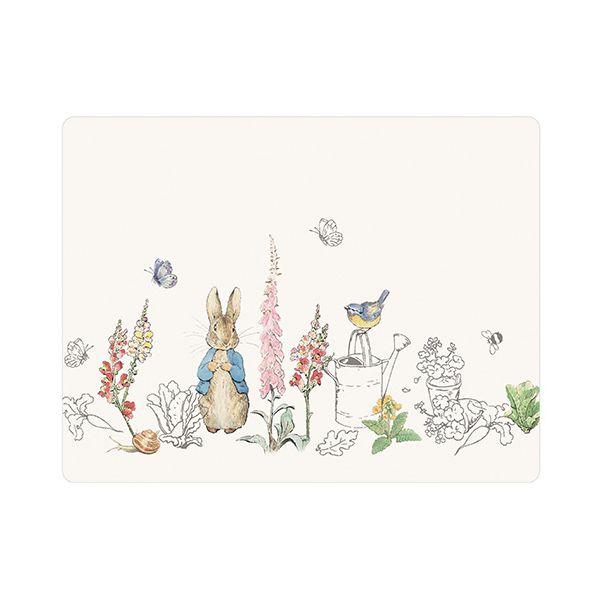 Peter Rabbit Classic Set Of 6 Tablemats