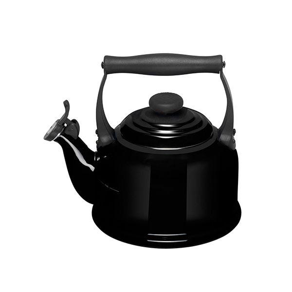 Le Creuset Black Traditional Kettle