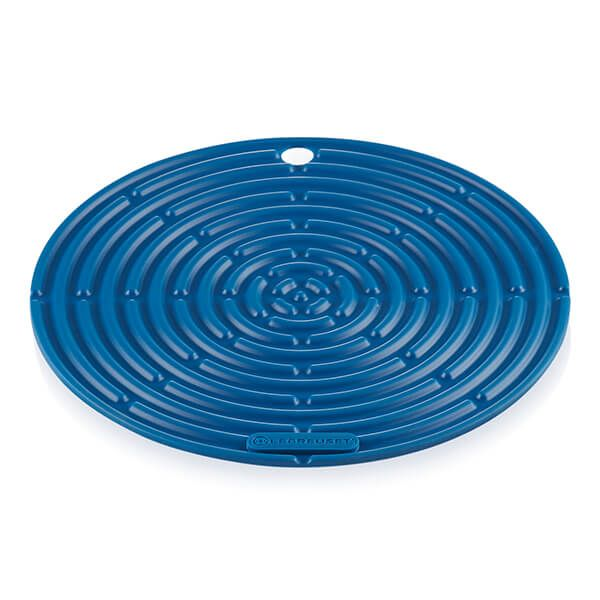 Le Creuset Marseille Blue Round Cool Tool