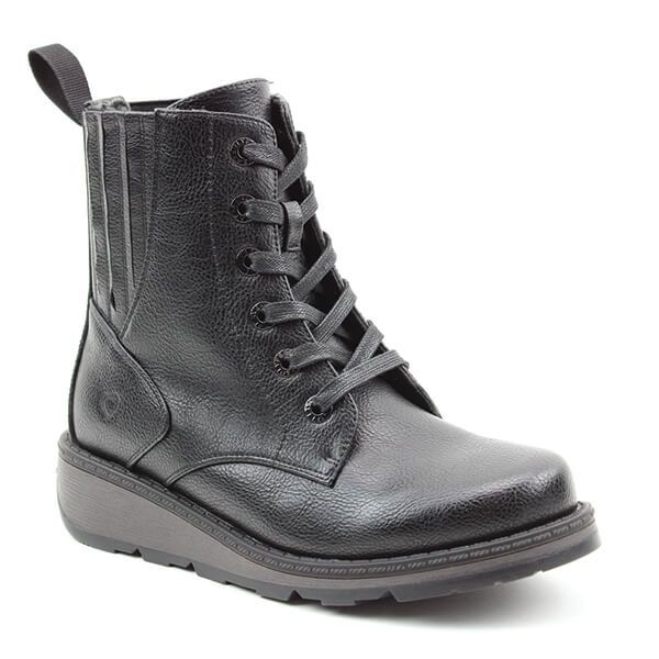 Heavenly Feet Black Journey Boots