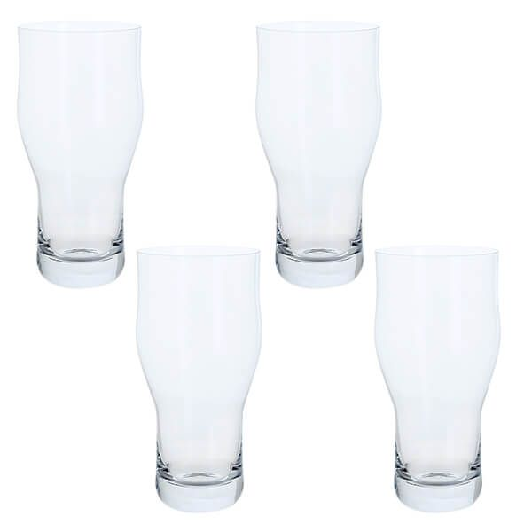 Dartington Set Of 4 The Tall All Rounder Glasses