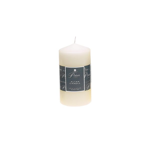 Prices 150 x 80 Altar Candle