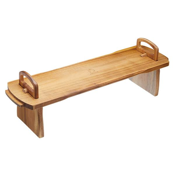 Artesa Extra Large Acacia Wood Antipasti Platform Platter