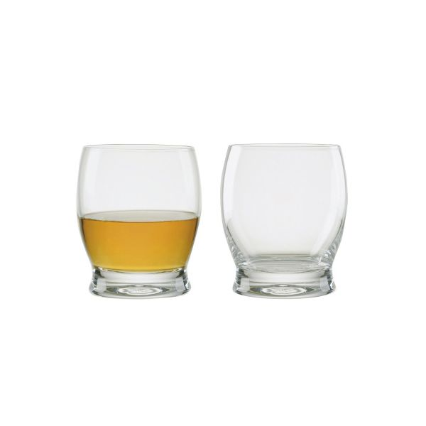 Anton Studios Design Manhattan Set of 2 Whisky Glasses