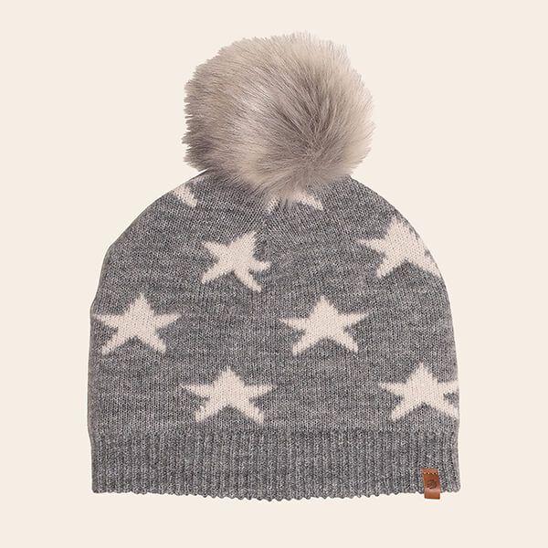 Brakeburn Star Beanie Hat