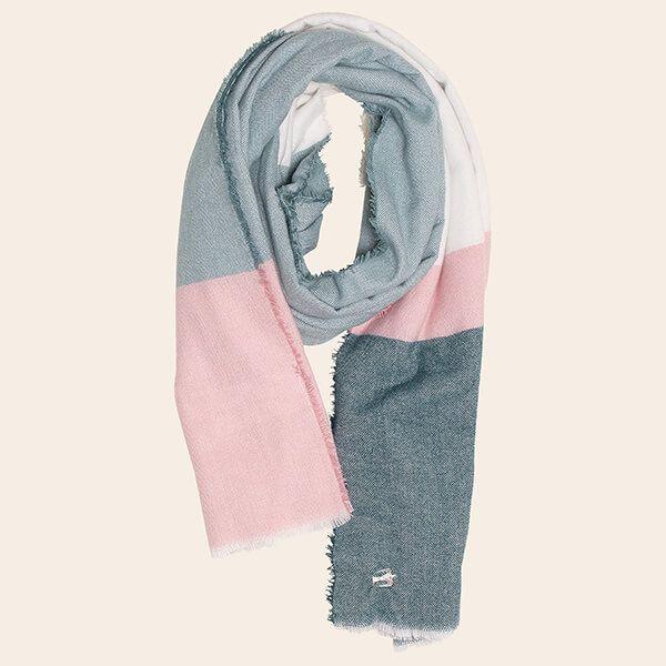 Brakeburn Stripe Blanket Scarf